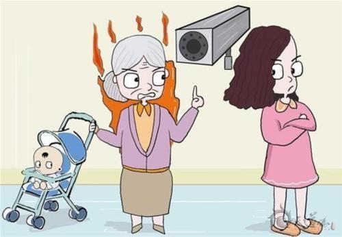 有此面相的婆婆,最会欺压儿媳妇