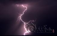 梦见闪电意味着什么