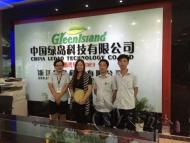 【凤凰】王莉平大师为中国绿岛科技风水策划布局